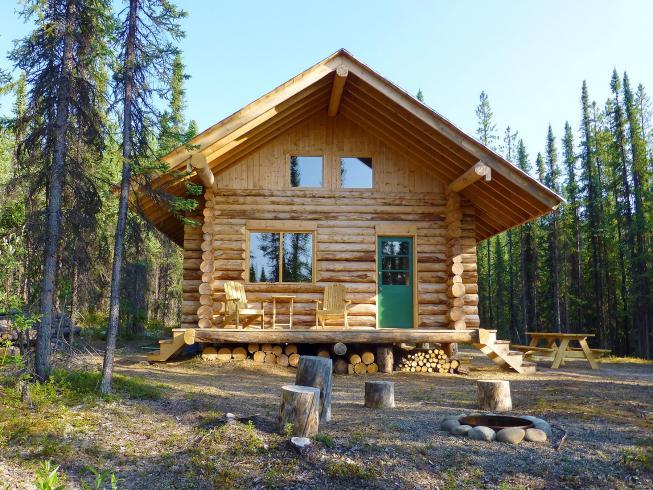 Kanada spezialist sk touristik kanu lodges seite 3 for Self contained cabin