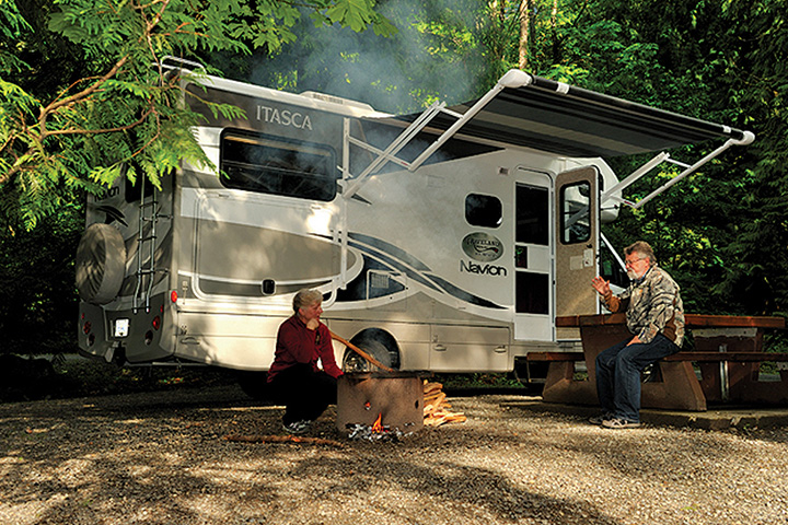 Discovery Camper Package
