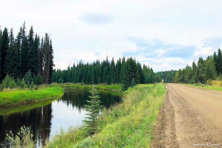 Alberta Backroad Adventure