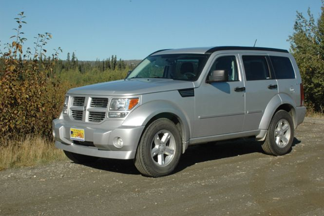 4x4 SUV (5-Sitzer) - Go North