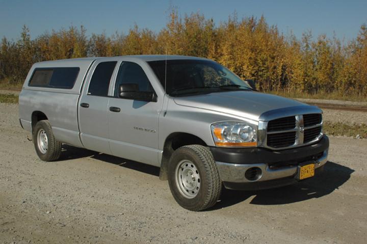4x4 Truck (6-Sitzer) - GoNorth
