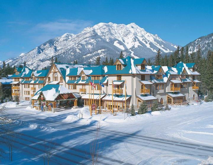 Banff Caribou Lodge 22.05.2020 - 11.10.2020 | 4 Personen im Zimmer (Quad) | Superior Room
