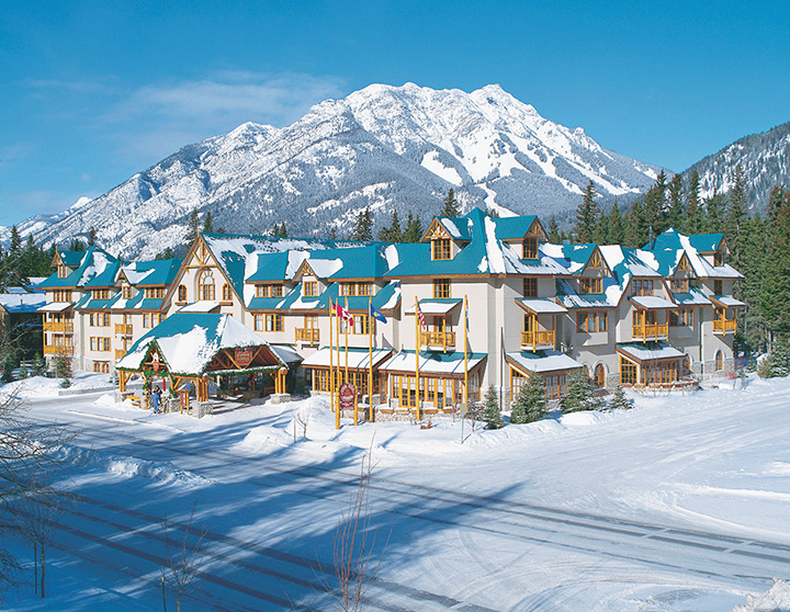 Banff Caribou Lodge 12.10.2020 - 31.10.2020 | 3 Personen im Zimmer (Triple) | Superior King Room