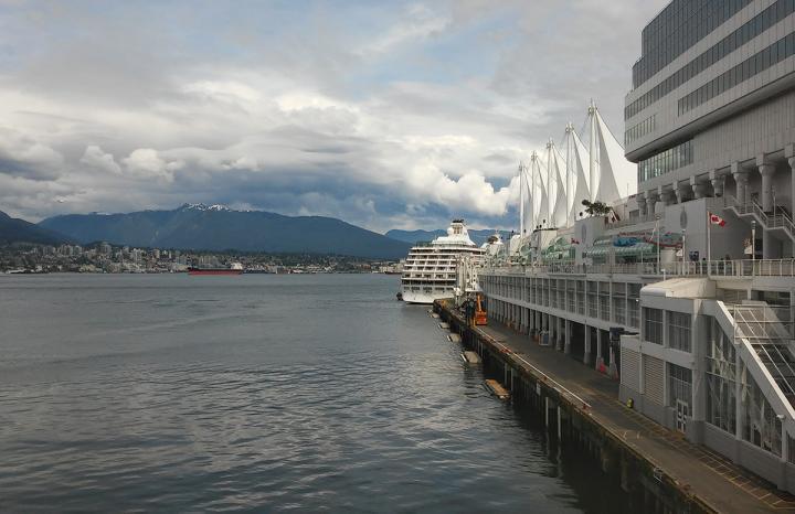 Vancouver im Zeitraffer