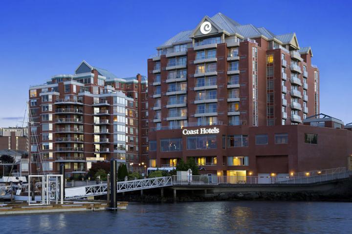 Coast Victoria Hotel & Marina 01.05.2020 - 31.05.2020 | 1 Person im Zimmer (Single) | Comfort Room 2 Beds