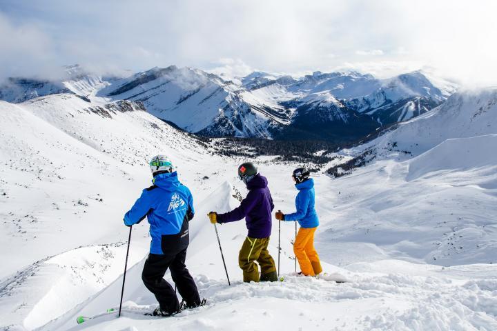 Ski Like a Local