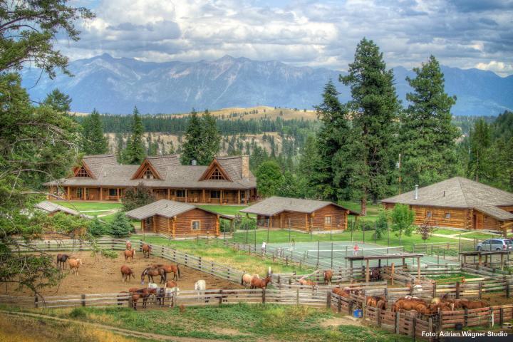 Three Bars Ranch