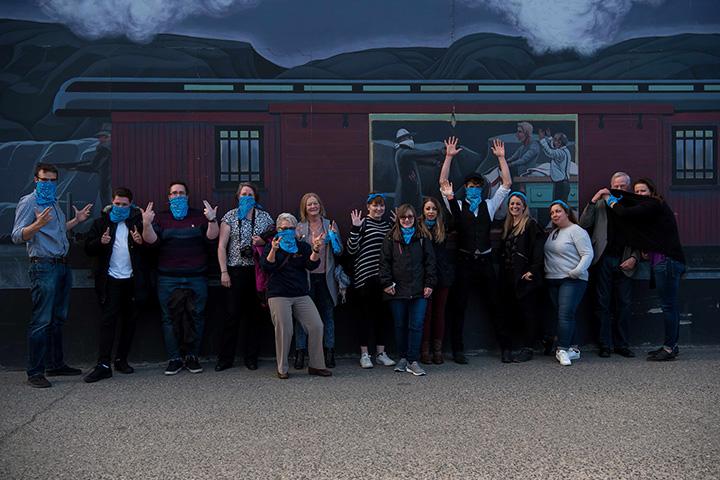 Kamloops Walking Tour