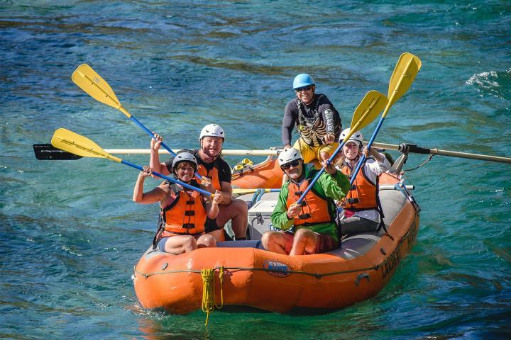 Kootenay Rockies Rafting