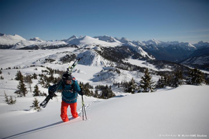 Ski-Trip Banff: PTARMIGAN