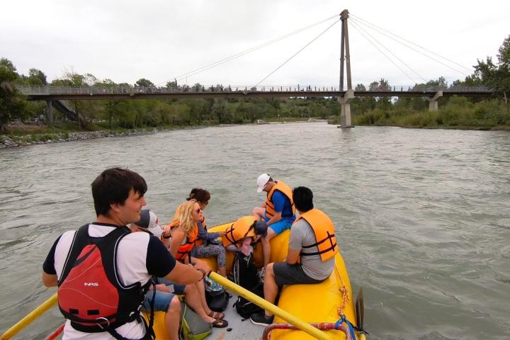 Calgary River Float