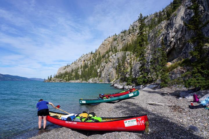 Yukon River Tagestour