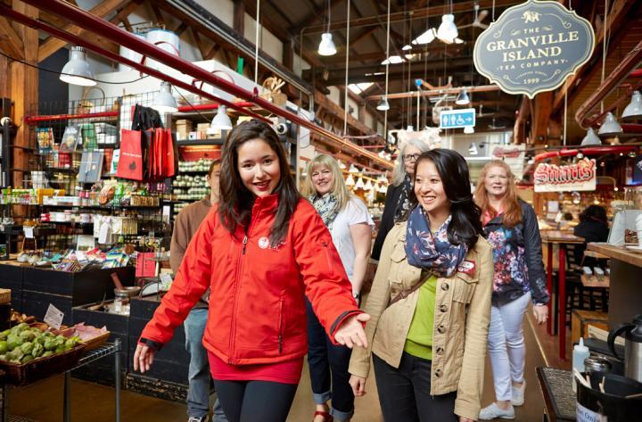 Granville Island Market Tour