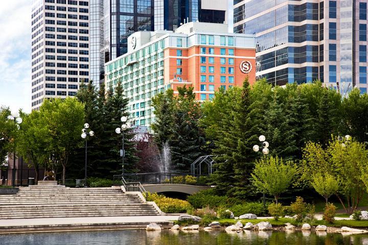 Sheraton Suites Hotel Calgary