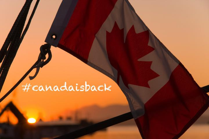 CANADA IS BACK!