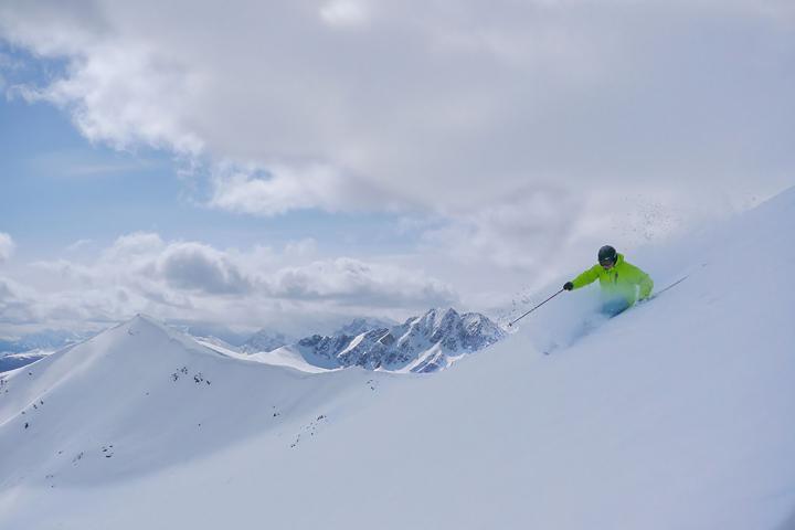 Marmot Basin Ski-Reise 2