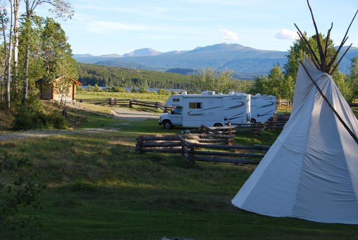 Terra Nostra Campground