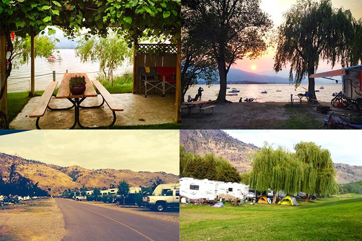 NK'MIP Resort Campground