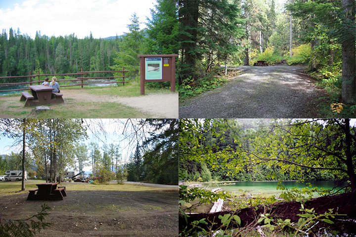 Wells Gray Campgrounds