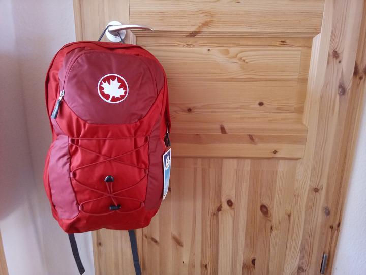 SK-Rucksack Kanadafieber