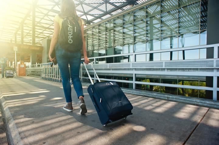 Anreise zum Flughafen