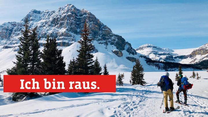 Rockies für Ski-Genießer
