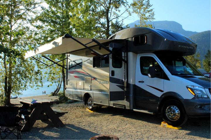 Camping-Abenteuer in B.C.