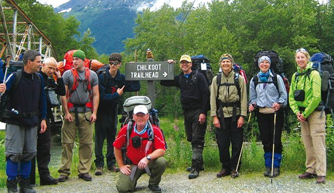 Chilkoot Trail 18.07.2021 - 18.07.2021 | 1-Personen-Belegung (1P./unit)