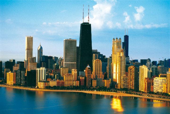 City & River Chicago