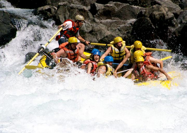 Clearwater River Raft