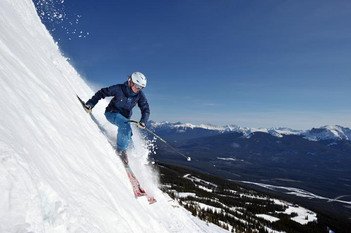 Marmot Basin Ski-Reise 3