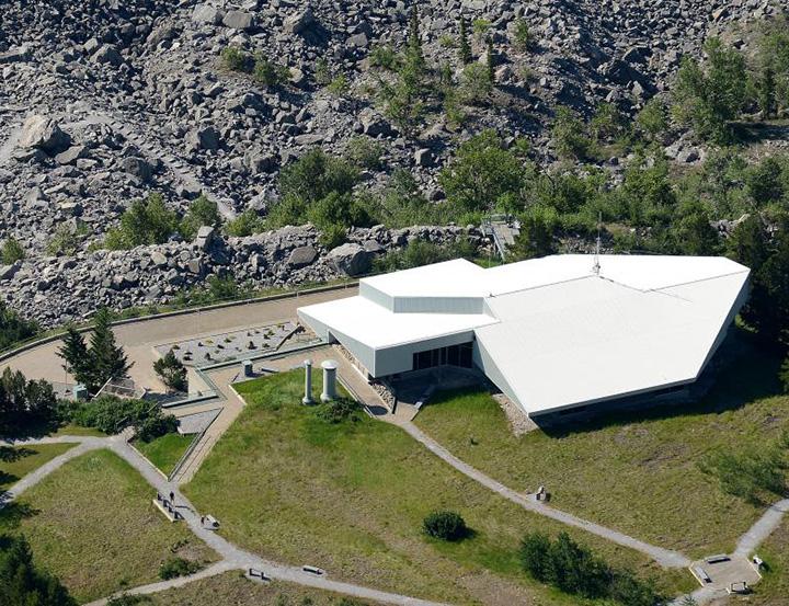 Frank Slide Center