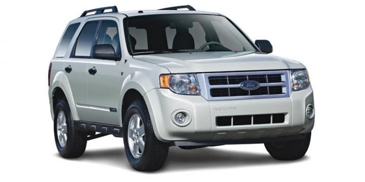 Alamo - Intermediate SUV