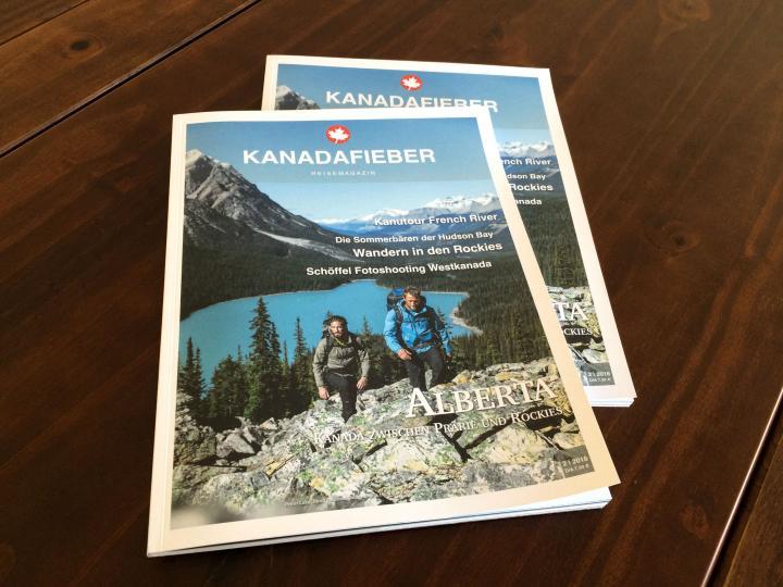 Kanadafieber Ausgabe 2