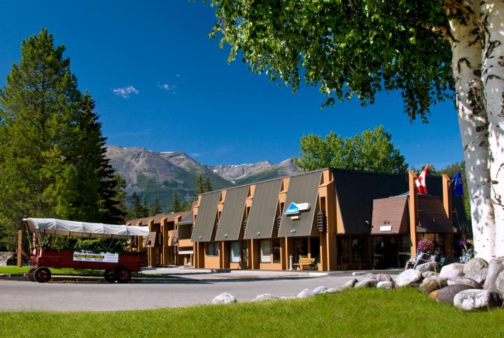 Marmot Lodge Jasper
