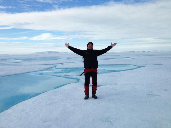 Expeditionsreise in Nunavut