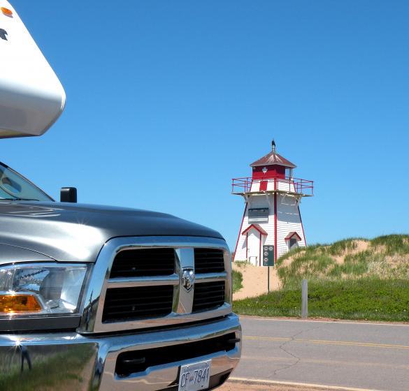 Wohnmobil ab Halifax