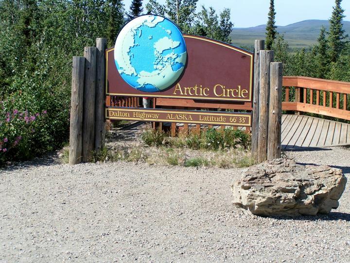 Arctic Circle Abenteuer