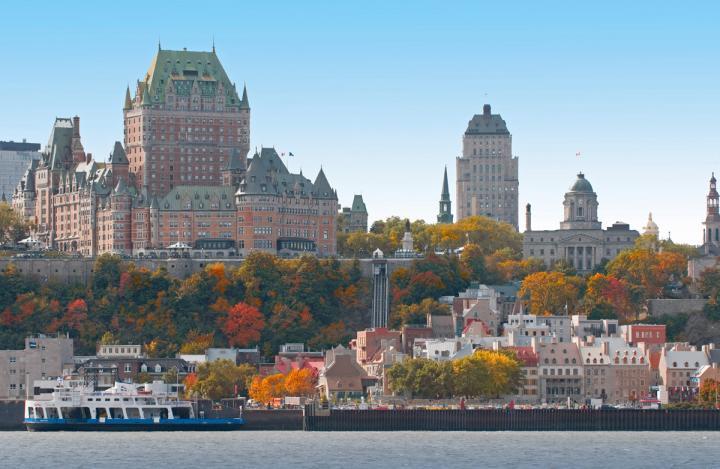 Historisches Old Québec