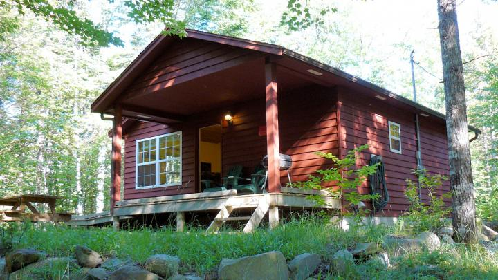 Mersey River Chalets