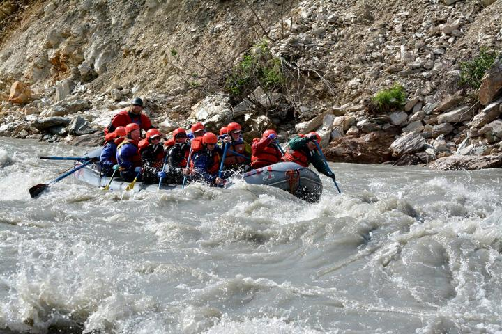 Float- oder Rafting-Tour Denali National Park