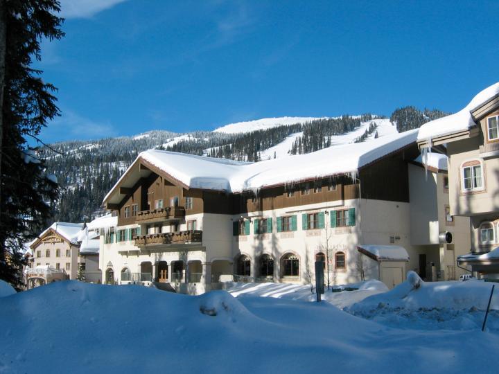 Ski-Modul Sun Peaks - Sun Peaks Lodge