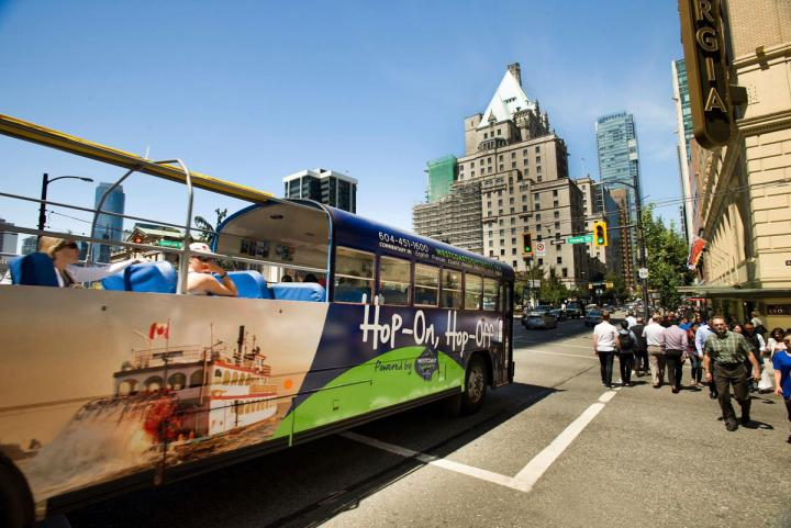 Hop-on Hop-off Vancouver