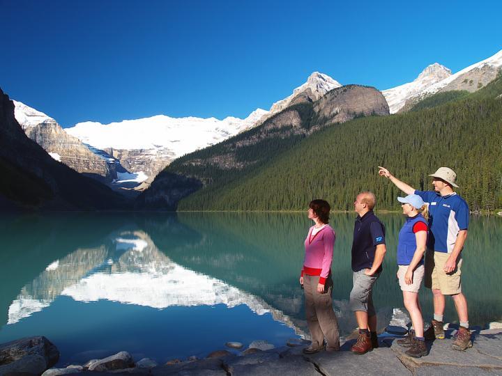 Signature Hikes Banff National Park