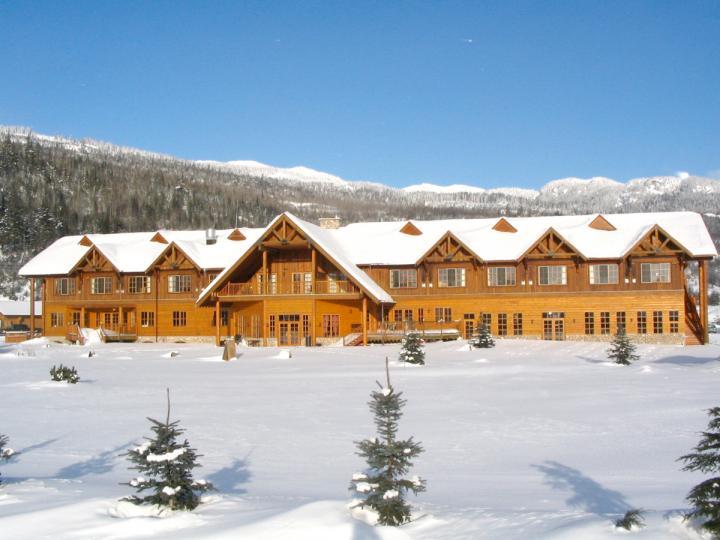Ski-Modul Revelstoke - Glacier House Resort