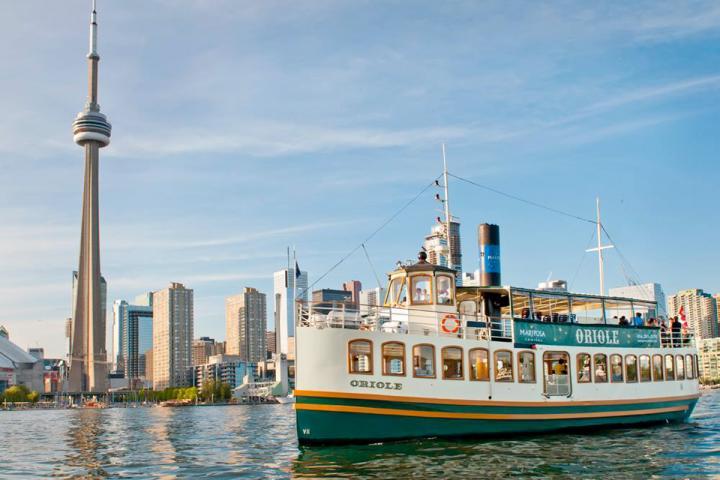 Hafenrundfahrt Toronto
