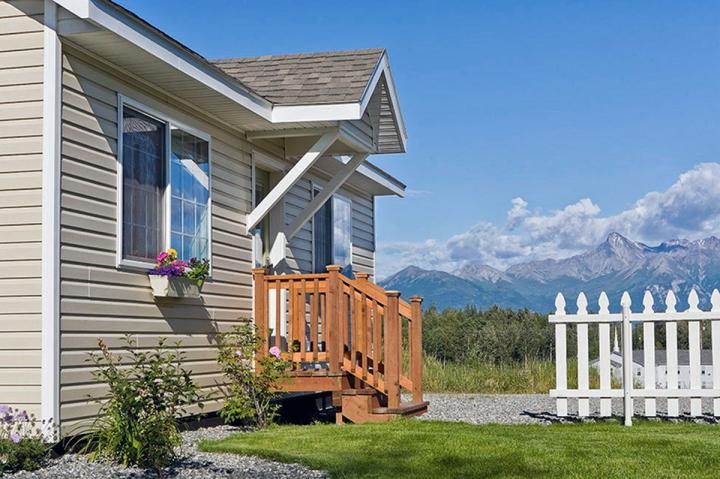 Alaska Garden Gate B&B