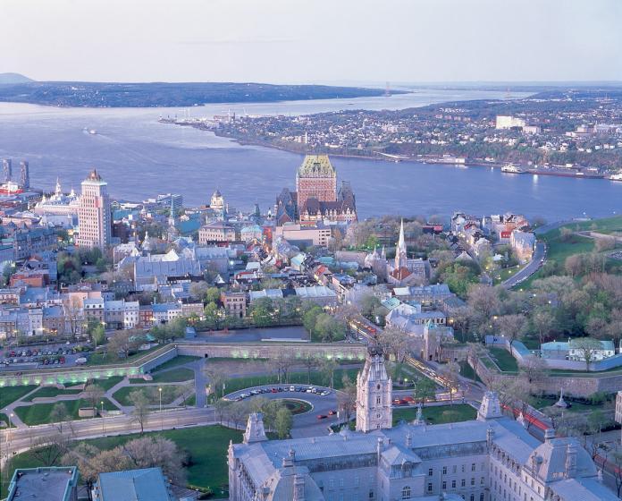 Stadtrundfahrt Québec