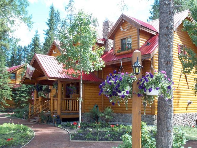 Baker Creek Chalets 18.05.2019 - 08.10.2019 | 2 Personen im Zimmer (Double) | Two Bedroom Cabin