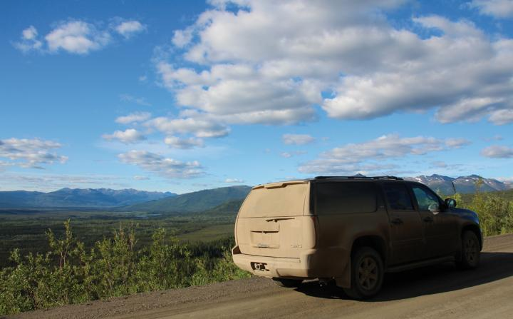 Yukon Side-Trip: Silver Trail
